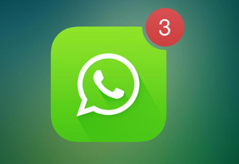 """""""WhatsApp""""da çox mesaj göndərənlərə pis xəbər"""