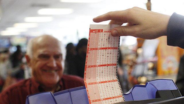 ВСША разыграли рекордный джекпот лотереи в758 млн долларов