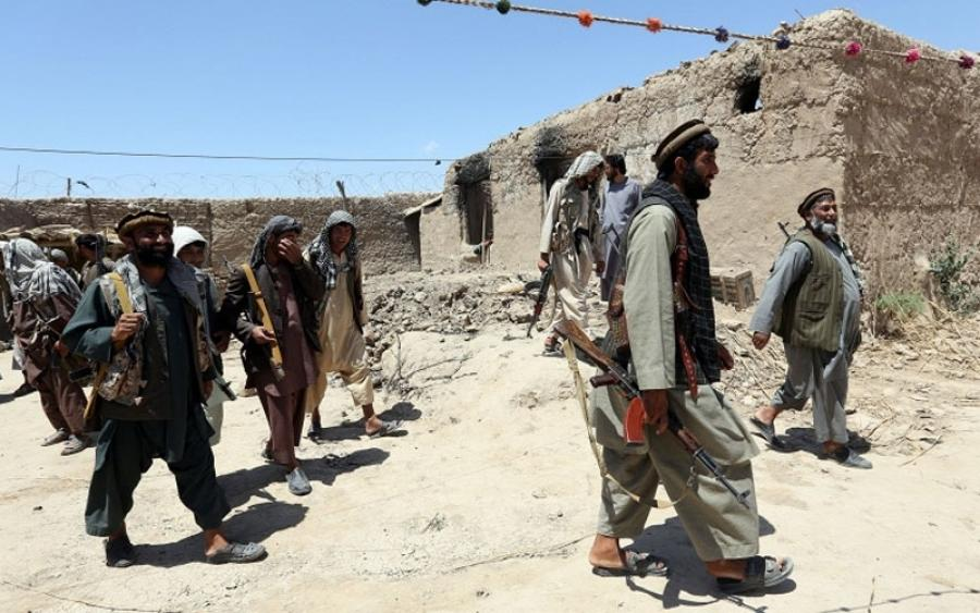 construction of taliban image in pakistan