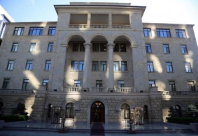 Минобороны Азербайджана ответило на лживое заявление МИД Армении