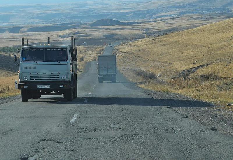 Голландский байкер пришел в ужас от армянских дорог