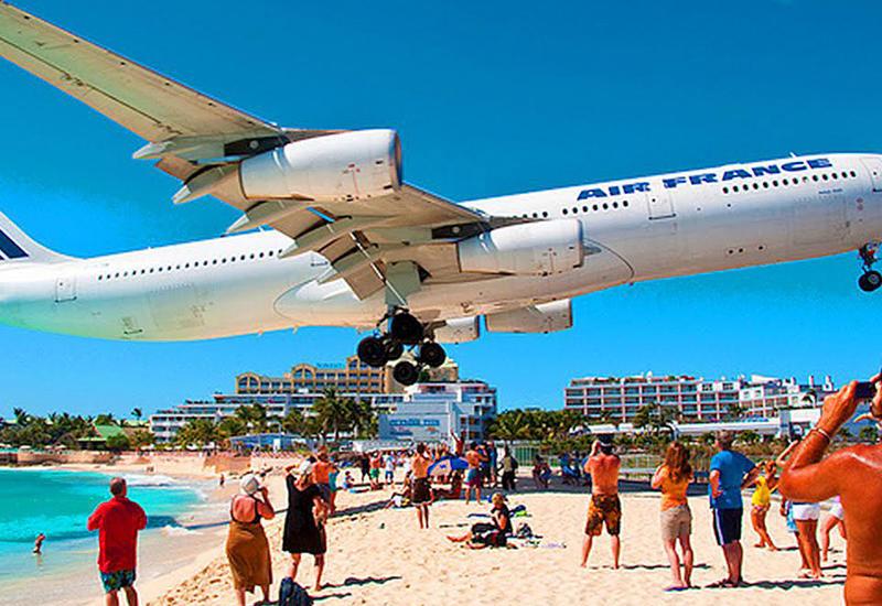 7 самых опасных аэропортов в мире