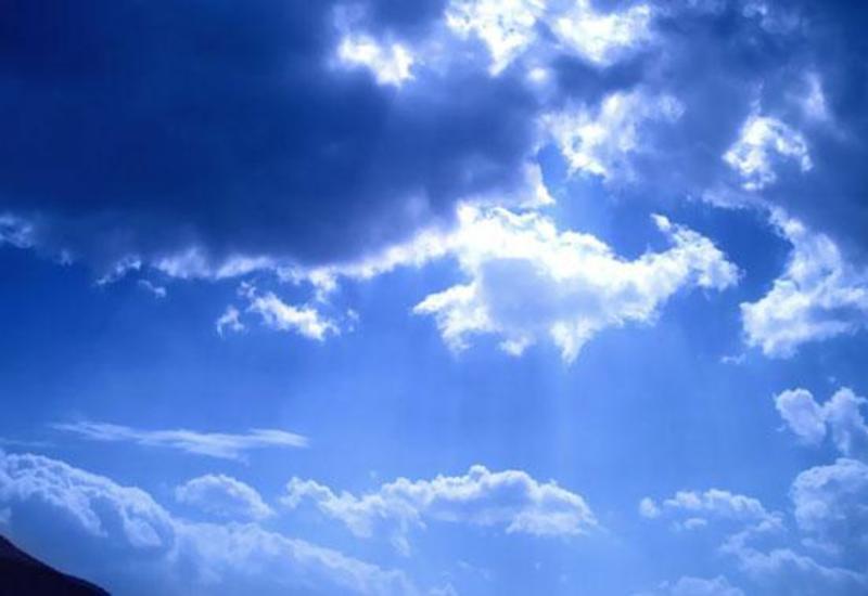 Обнародован прогноз погоды в Азербайджане на выходные