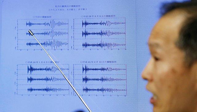 Минобороны Японии оценило мощность ядерного заряда КНДР в160 килотонн