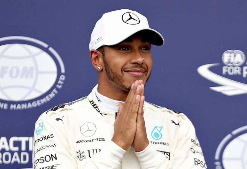 Хэмилтон посвятил 69-ю победу в квалификации «Формулы-1» Шумахеру