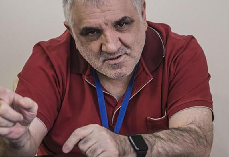 Габрелянов обматерил Пашиняна
