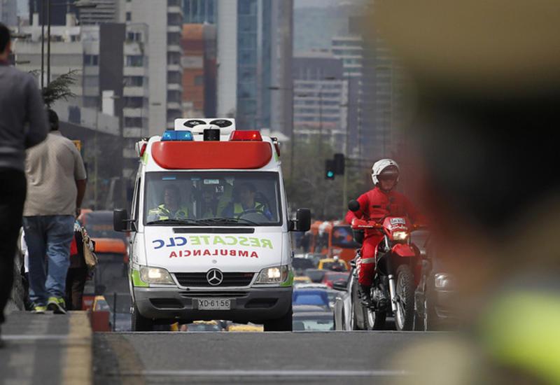 В гигантской пробке в Чили умер турист