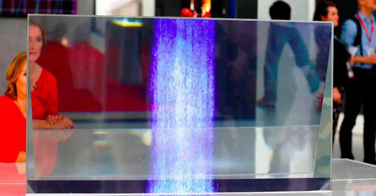 Panasonic представила телевизор будущего
