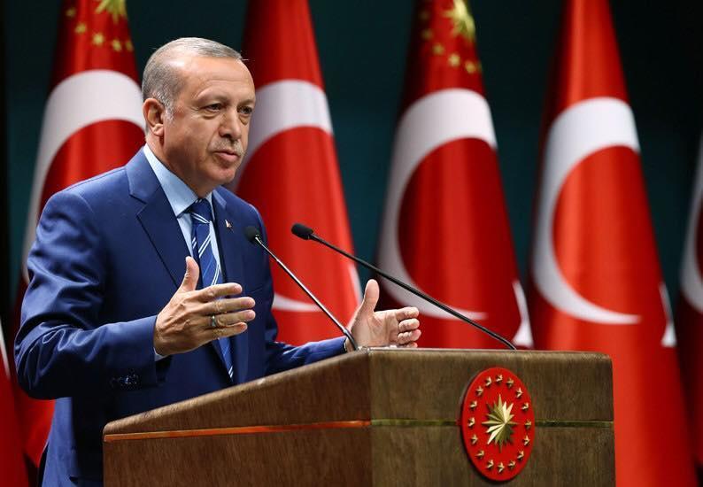 Эрдоган: Членство вЕС является стратегической целью Турции
