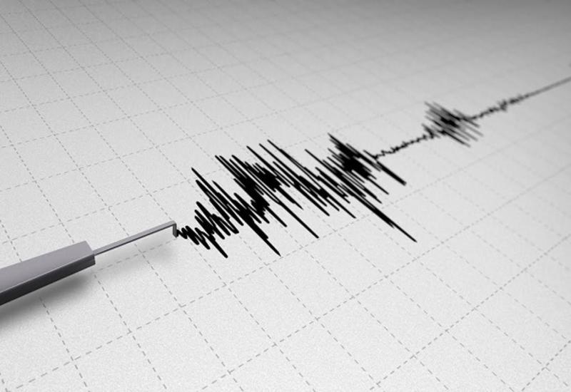 На Каспии произошло землетрясение