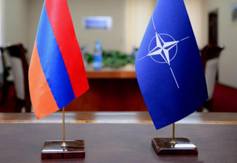 (топ) Пашинян собрался шантажировать Россию НАТО