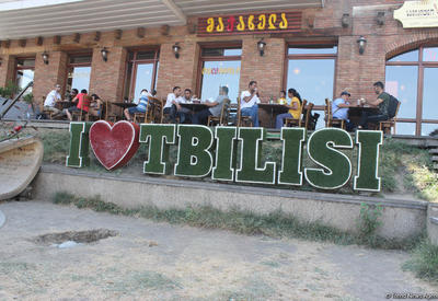 "Один день в Тбилиси глазами азербайджанца <span class=""color_red"">- ФОТО</span>"