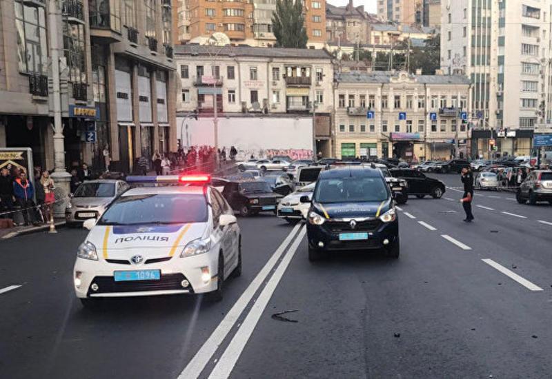 В Киеве прогремел взрыв, есть погибший