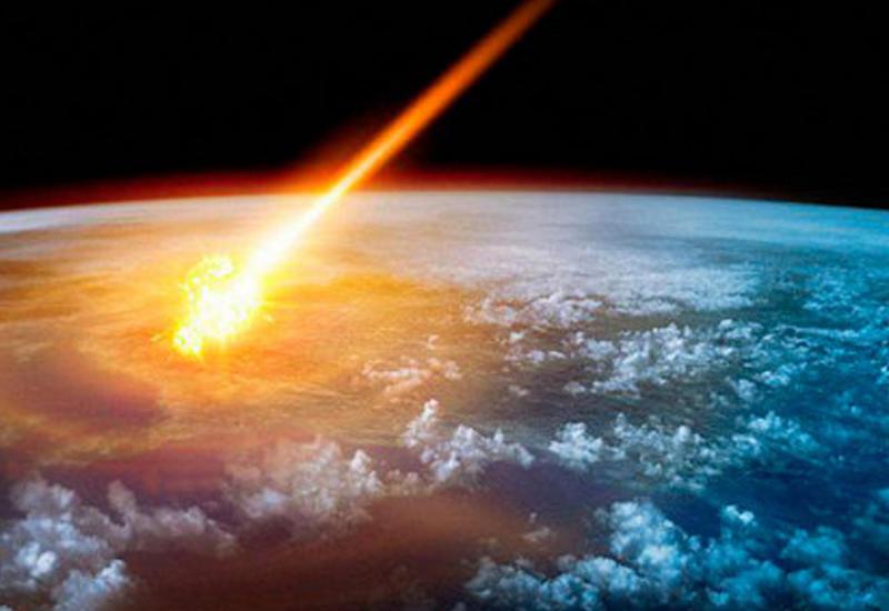 Падение метеорита увидели жители Кубани