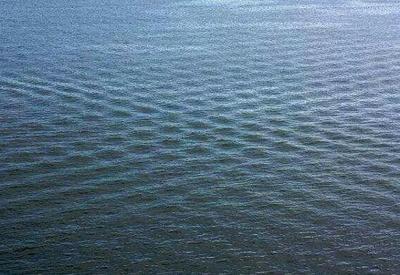 Мужчина, снимая на камеру странные квадраты на поверхности воды, скоро осознал, насколько они могут быть опасными!