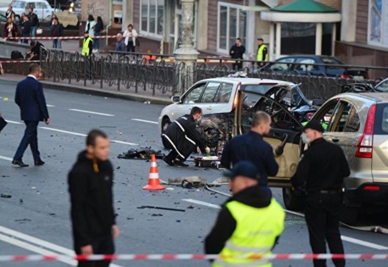 Обнародованы подробности взрыва в центре Киева