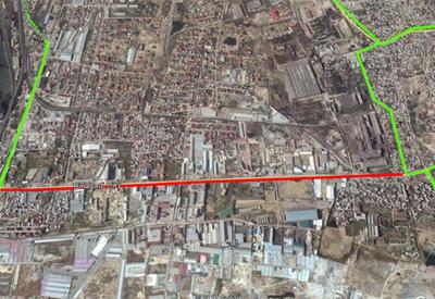 К сведению водителей: в Баку перекрыли эту дорогу