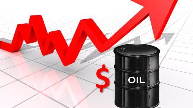 Цена нефти марки Brent превысила 55 долларов забаррель впервый раз  сапреля