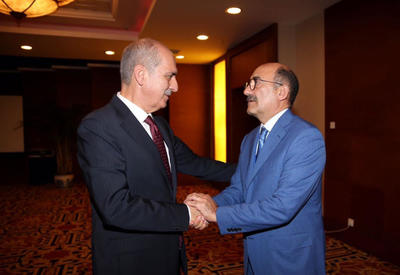 Нуман Куртулмуш: Отношения между Азербайджаном и Турцией носят важный характер