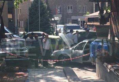 В Ереване снова стреляют, есть убитый