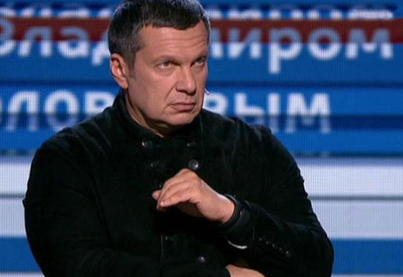 Обнаглевший Владимир Соловьев нарвался на недовольство Владимира Путина