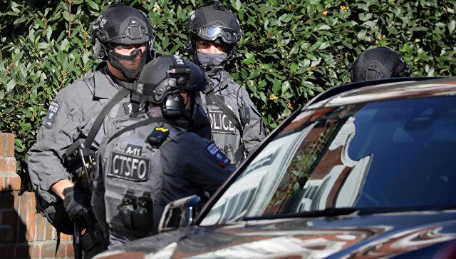 Милиция считает терактом взрыв влондонском метро