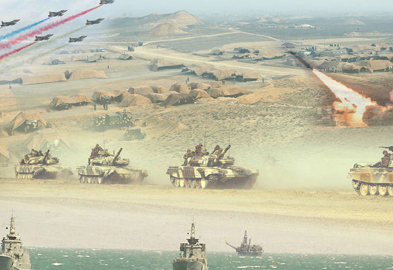 Азербайджанская армия начинает широкомасштабные учения