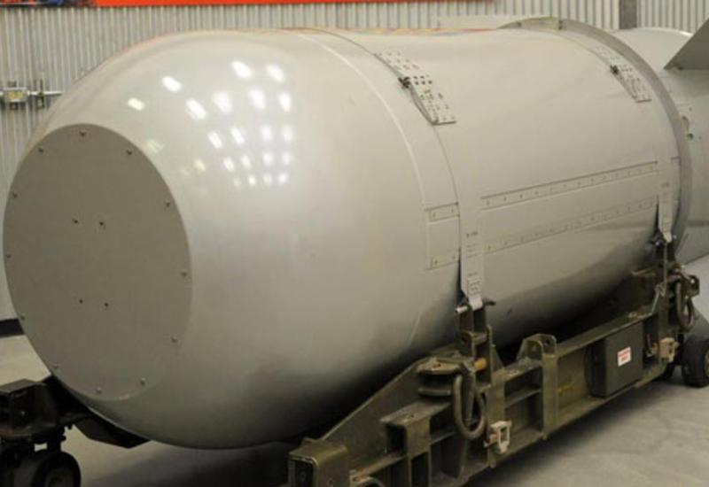 Иран заявил о наличии сверхмощной неядерной бомбы