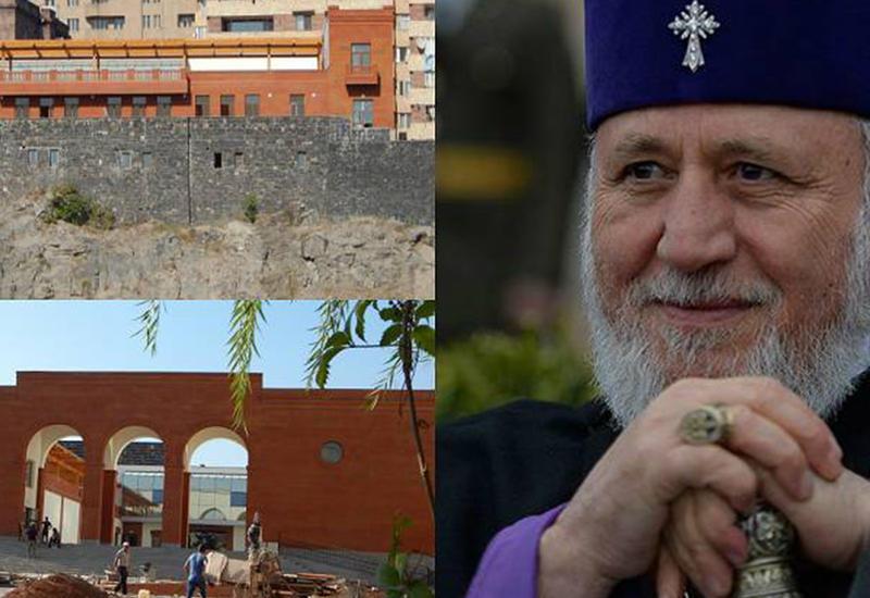 Армянская церковь продолжает швыряться народными деньгами