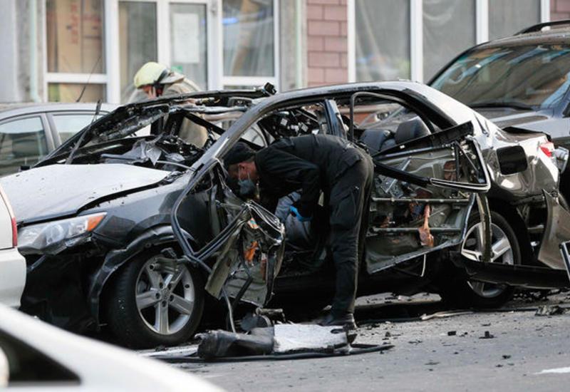 В Киеве произошел взрыв