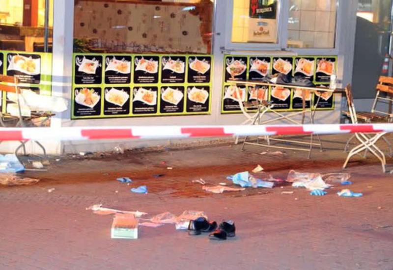 Стрельба в Берлине, есть погибший и пострадавшие