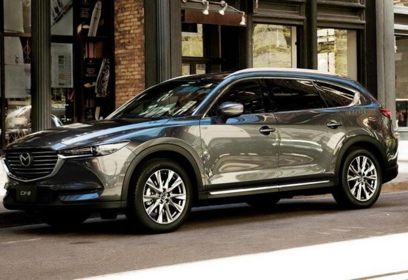 "Mazda представила абсолютно новый кроссовер CX-8 <span class=""color_red"">- ФОТО</span>"