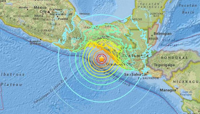 Число погибших землетрясения вМексике превысило 220 человек, разбор завалов продолжается