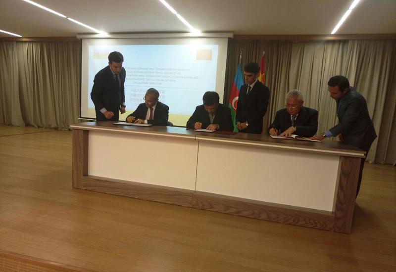 "Китай поставил Азербайджану ИКТ-оборудование на $11 млн. <span class=""color_red"">- ФОТО</span>"
