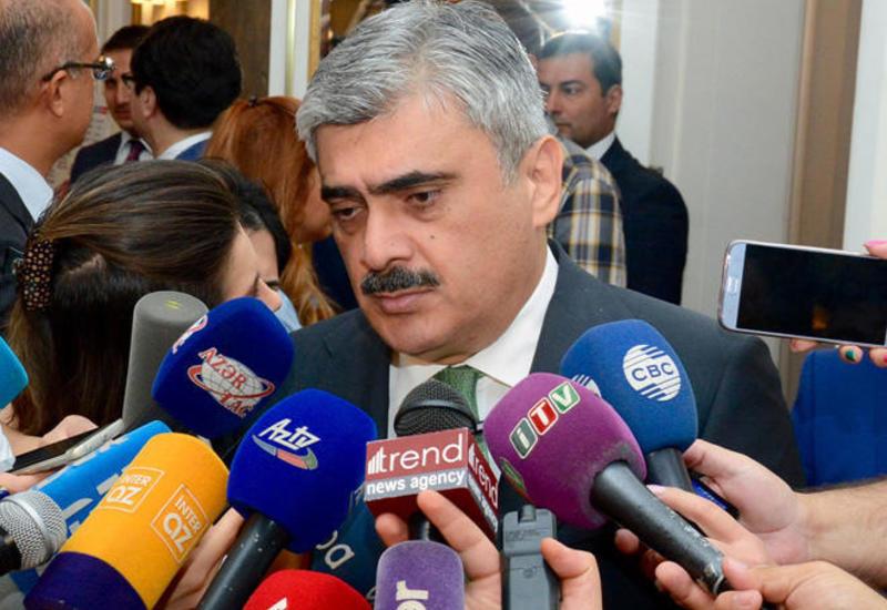 Самир Шарифов: Минфин начнет подготовку стратегии приватизации Межбанка