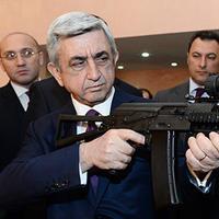 Ереван собрался экспортировать несуществующее армянское оружие