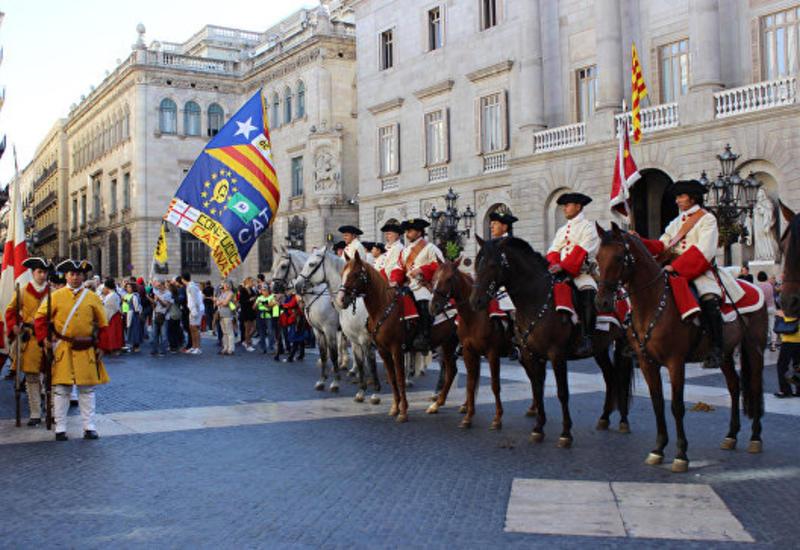 В Испании задержали 12 человек из-за подготовки референдума
