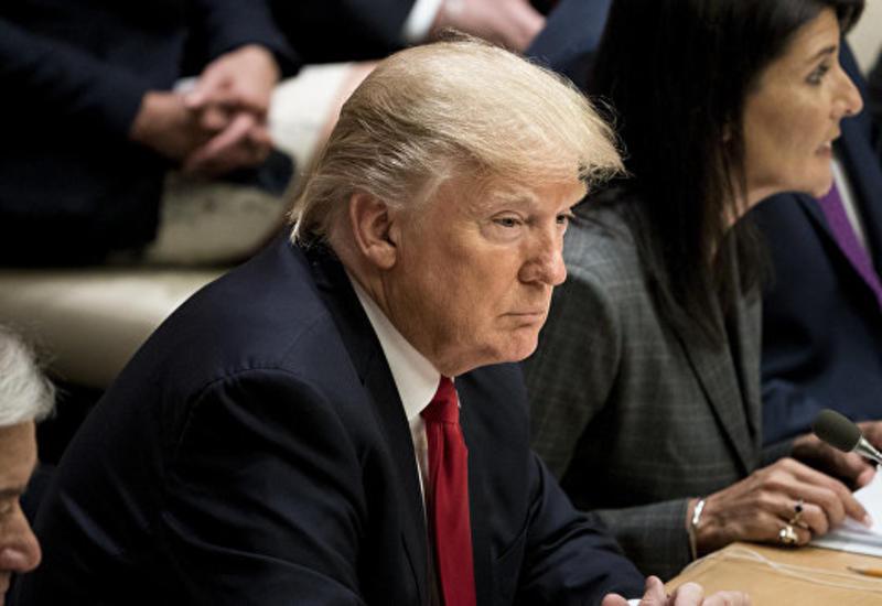 Дональд Трамп заявил, что принял решение по ядерной сделке с Ираном