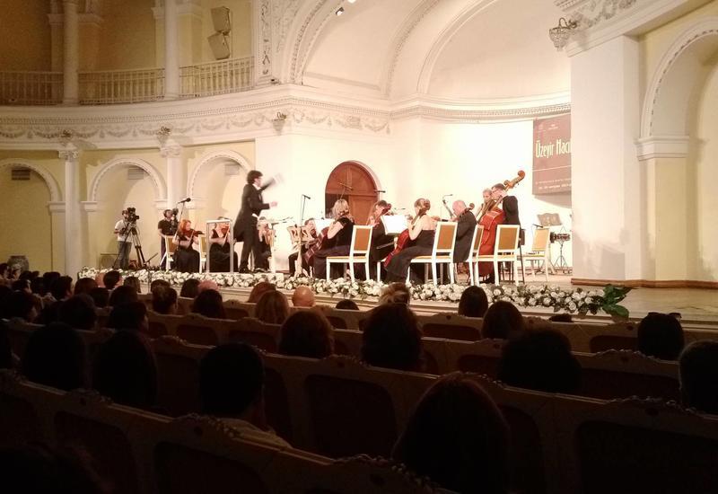 В Филармонии прошел великолепный концерт Новосибирского филармонического камерного оркестра