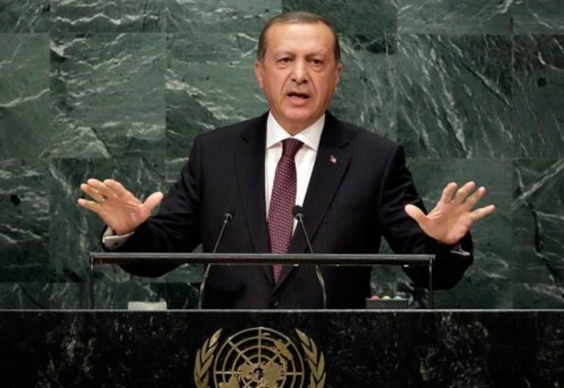 Эрдоган призвал провести реформу Совета Безопасности ООН