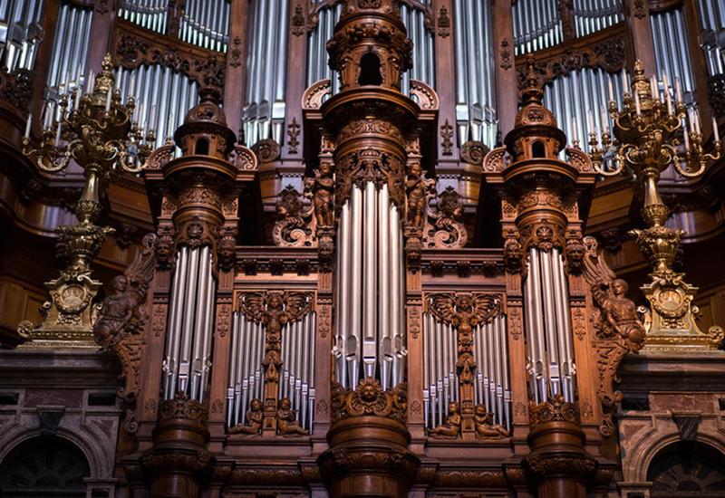 В Баку пройдет вечер органной музыки