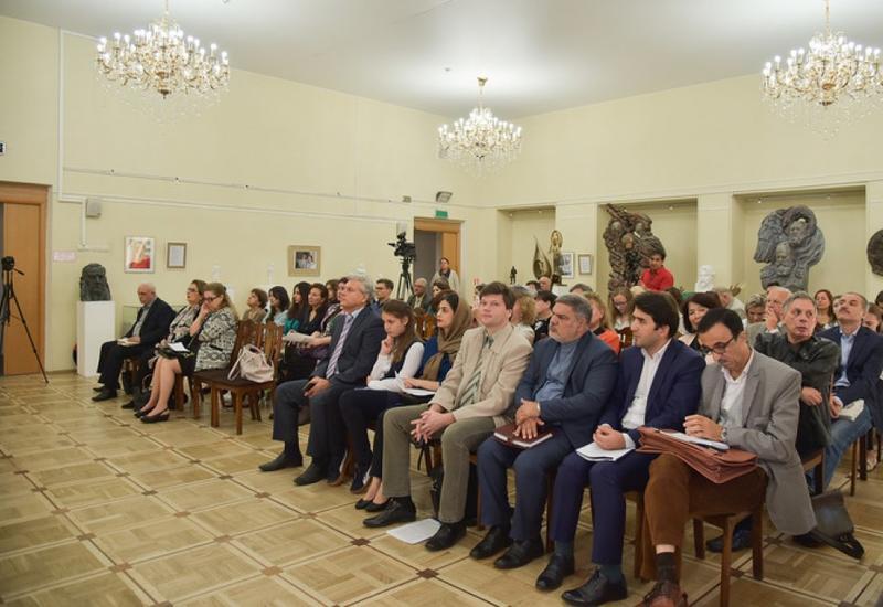 В Москве состоялся вечер, посвященный Имадеддину Насими