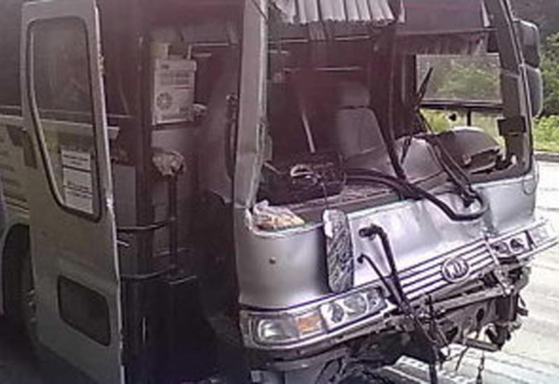 Крупное ДТП в Турции, более 40 пострадавших