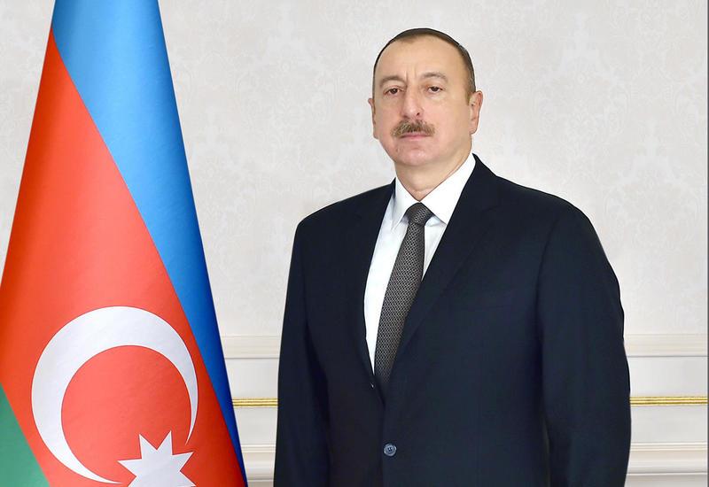 """Президент Ильхам Алиев: Азербайджан совместно со своими международными партнерами очень близок к завершению проекта """"Южный газовый коридор"""""""