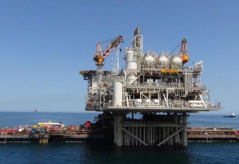 Оглашены объемы добычи на крупнейшем газовом месторождении Азербайджана