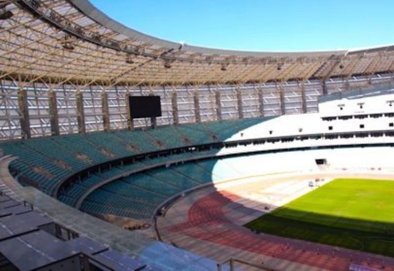 Финал Лиги Европы УЕФА пройдет в Баку