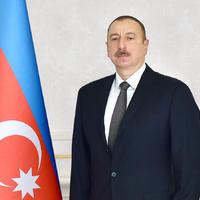 Президент Ильхам Алиев присутствовал на официальном государственном обеде в штаб-квартире ООН