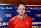 Капитан сборной Азербайджана по волейболу оценила шансы команды на ЧЕ