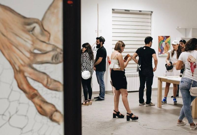 Пространство современного искусства YARAT проводит «День открытых дверей» в YARAT Studios