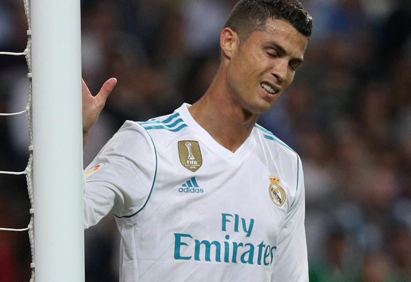 """Роналду не смог принести """"Реалу"""" футбольный рекорд всех времён <span class=""""color_red"""">- ВИДЕО</span>"""